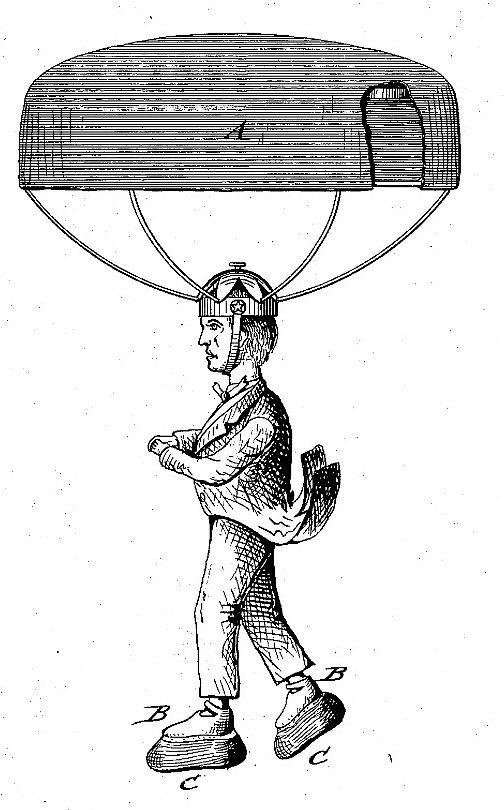 The Wacky World of 19th-Century Fire Escape Designs