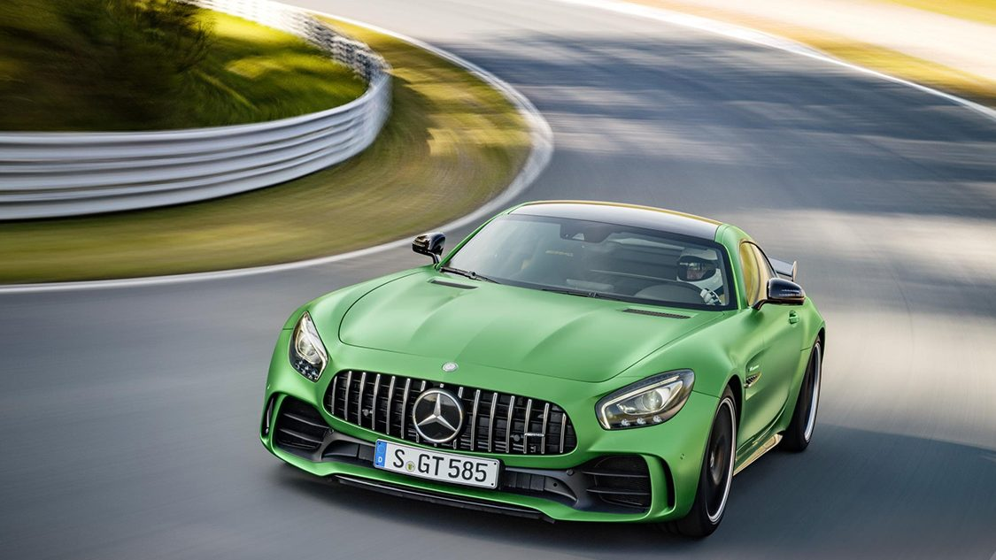 Mercedes AMG GT R (Daimler AG)