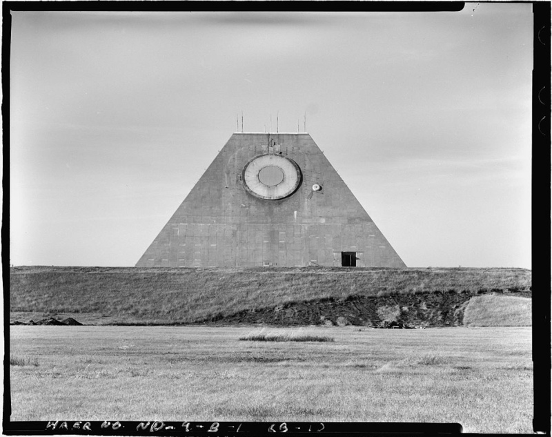 Pyramid on the Prairie