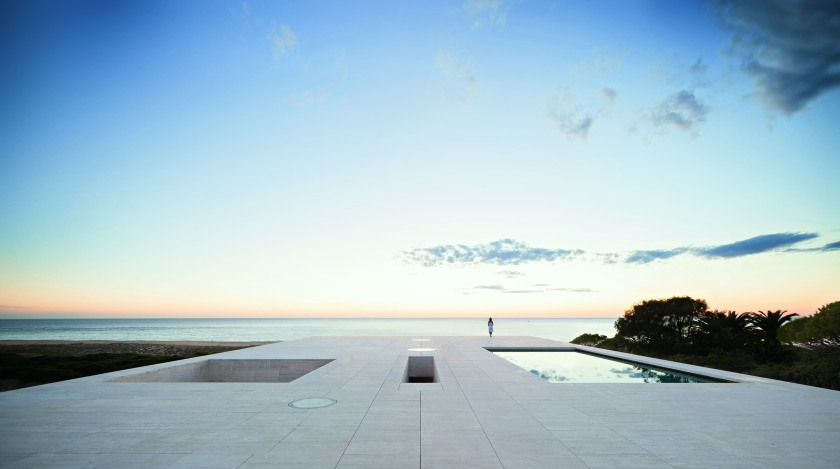Alberto Campo Baeza, House of the Infinite (Javier Callejas/Taschen)