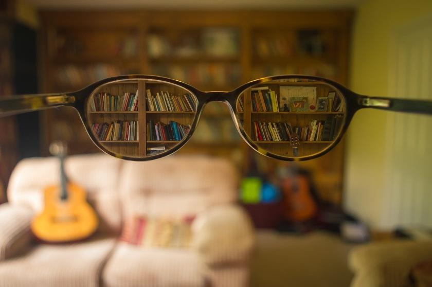 Eye glasses could be hard to come by in the event of an apocalyptic scenario. (Dara Or/Flickr)