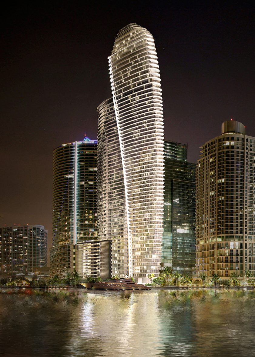 Aston Martin Enters The Luxury Real Estate Market With New Miami Tower Insidehook