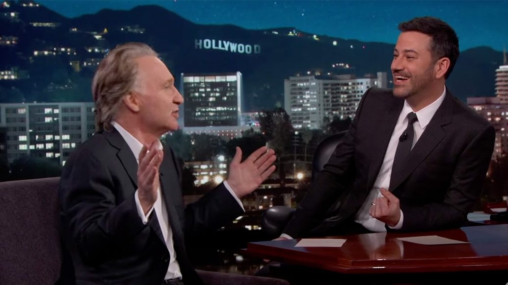 Bill Maher on President-Elect Donald Trump: 'He's Completely Unpredictable'