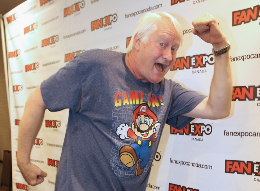 Charles Martinet, the Voice Actor Behind Nintendo's Mario