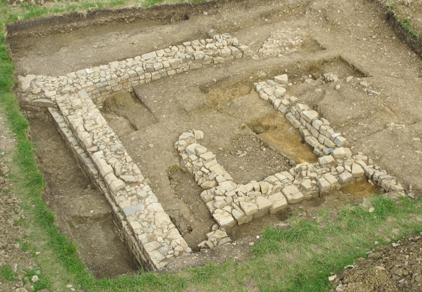 Earliest Remains of Monks in United Kingdom