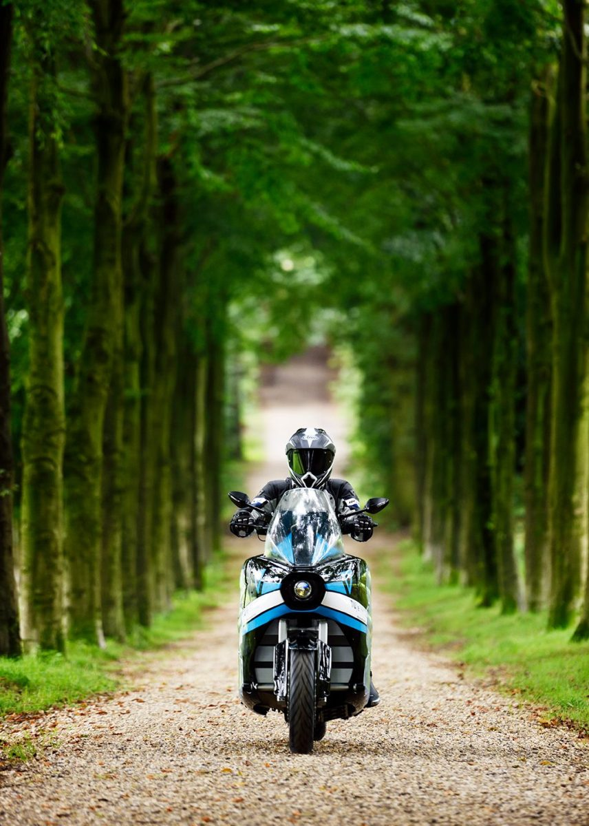 Around the World in 80 Days on an Electric Motorcycle