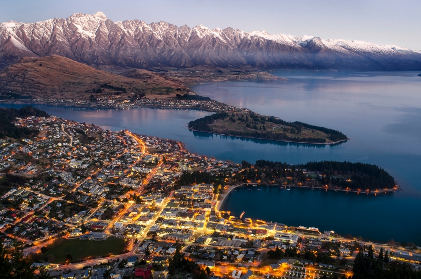 New Zealand is a doomsday preppers' delight. (Getty Images)