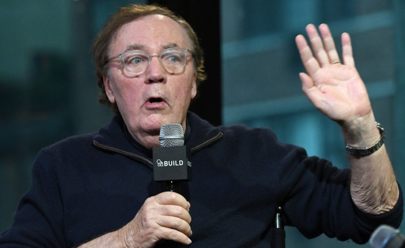 Author James Patterson attends the AOL Build Speaker Series-James Patterson,'MasterClass' at AOL Studios In New York (Debra L Rothenberg/FilmMagic)