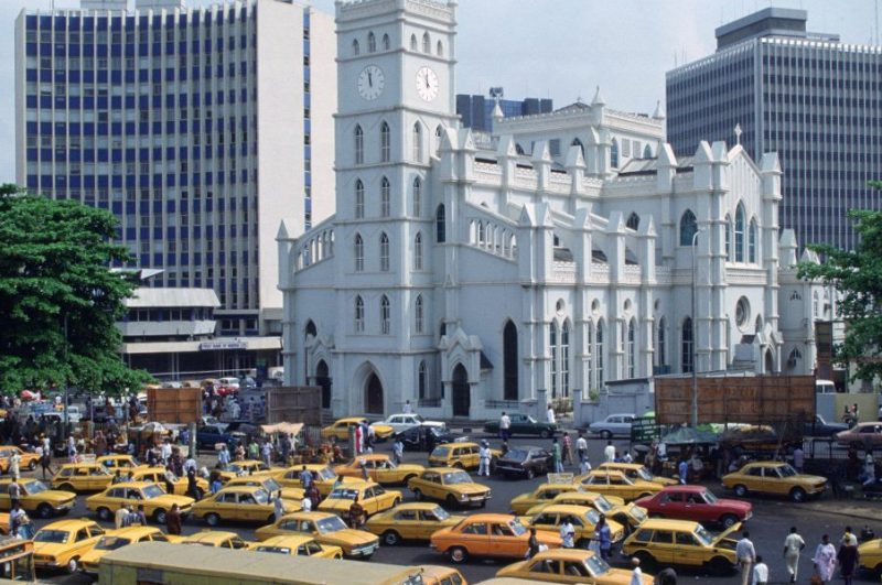 Lagos, Nigeria (Tim Graham/Contributor)