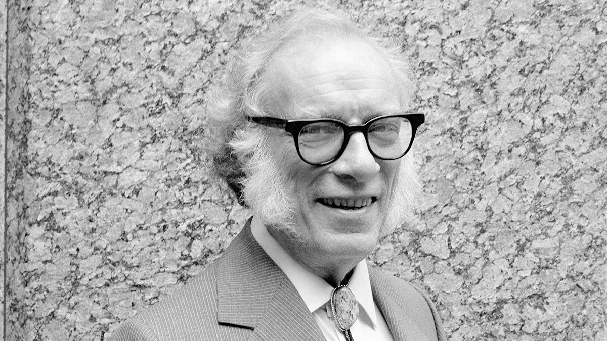 Isaac Asimov on How to Be a Prolific Author