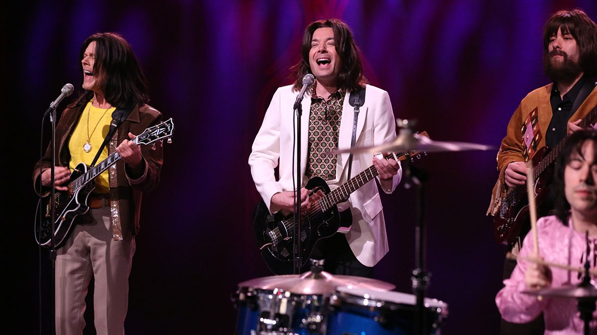 Kevin Bacon and Jimmy Fallon Do the First Draft of The Kinks' Lola