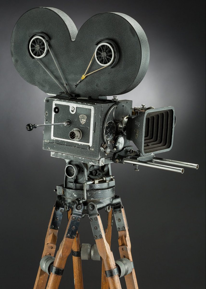 Rare '40s Disney Motion Picture Camera Set for Auction