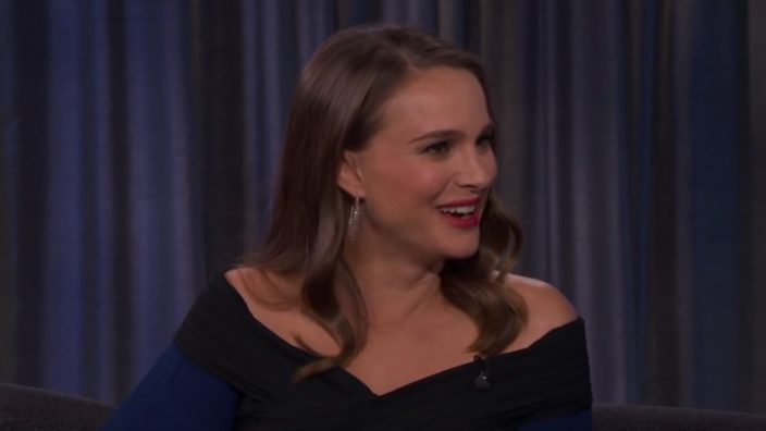 Actress Natalie Portman on Playing Jackie Kennedy