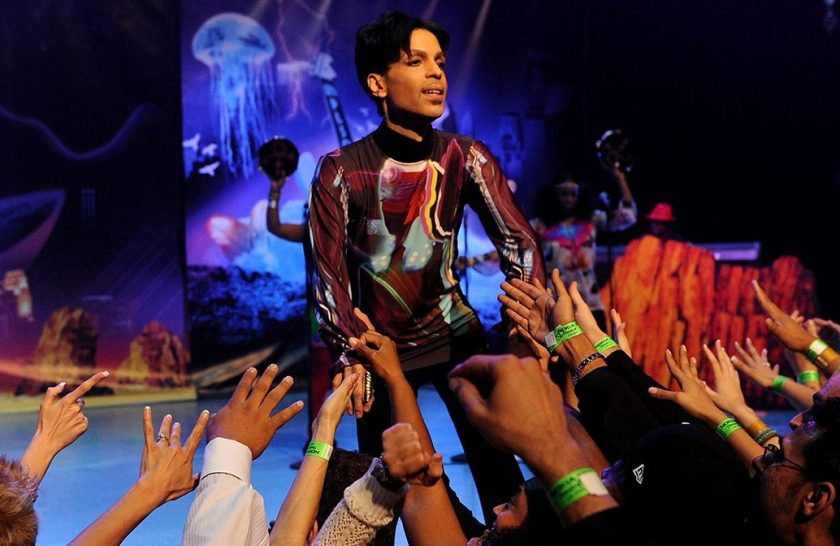 Prince's Biggest Fan Was a 93-Year-Old Woman From Cleveland