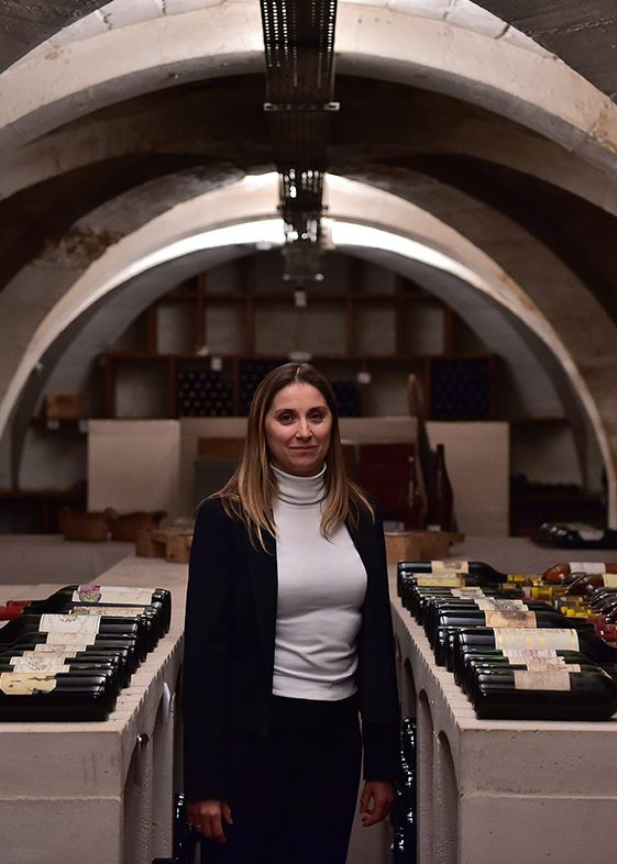 The Sommelier That Serves Royalty and Presidents