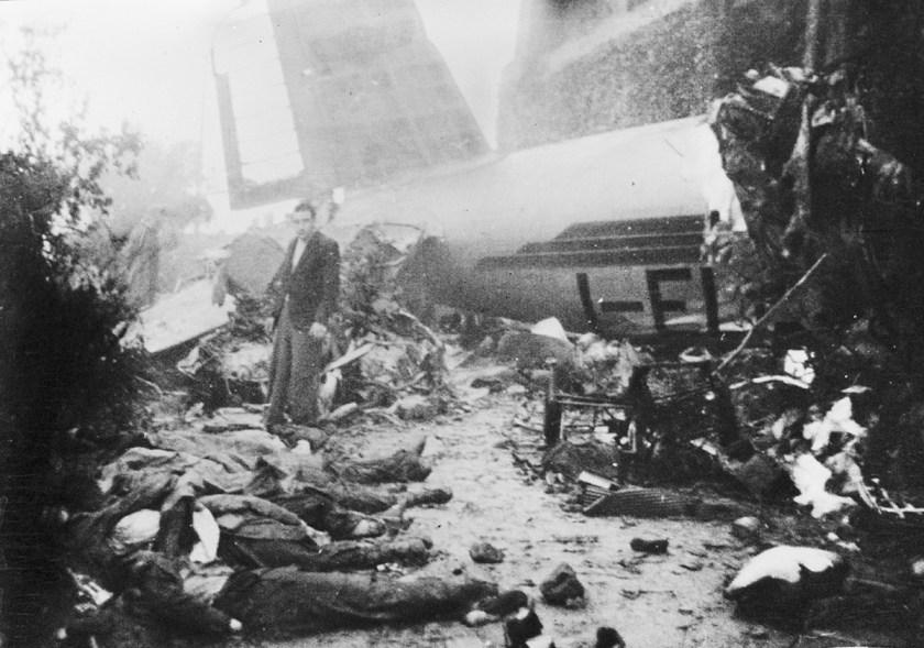 History of Sports Air Tragedies