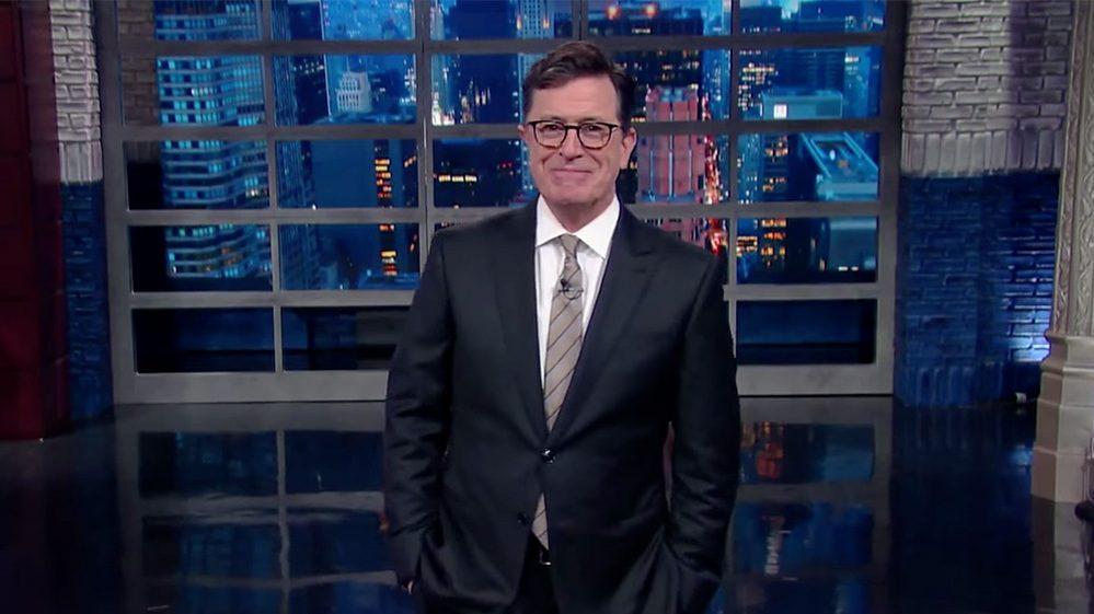 Colbert on Congress, President-Elect Donald Trump's Latest Tweets
