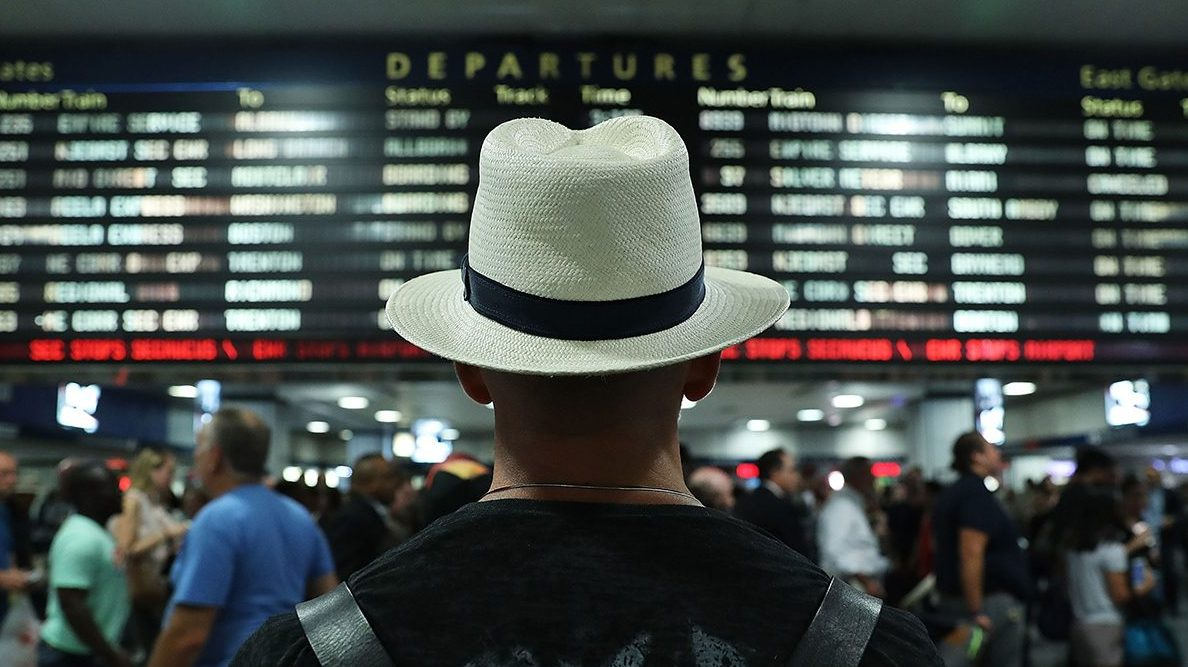 The Rise of the Surprise Vacation