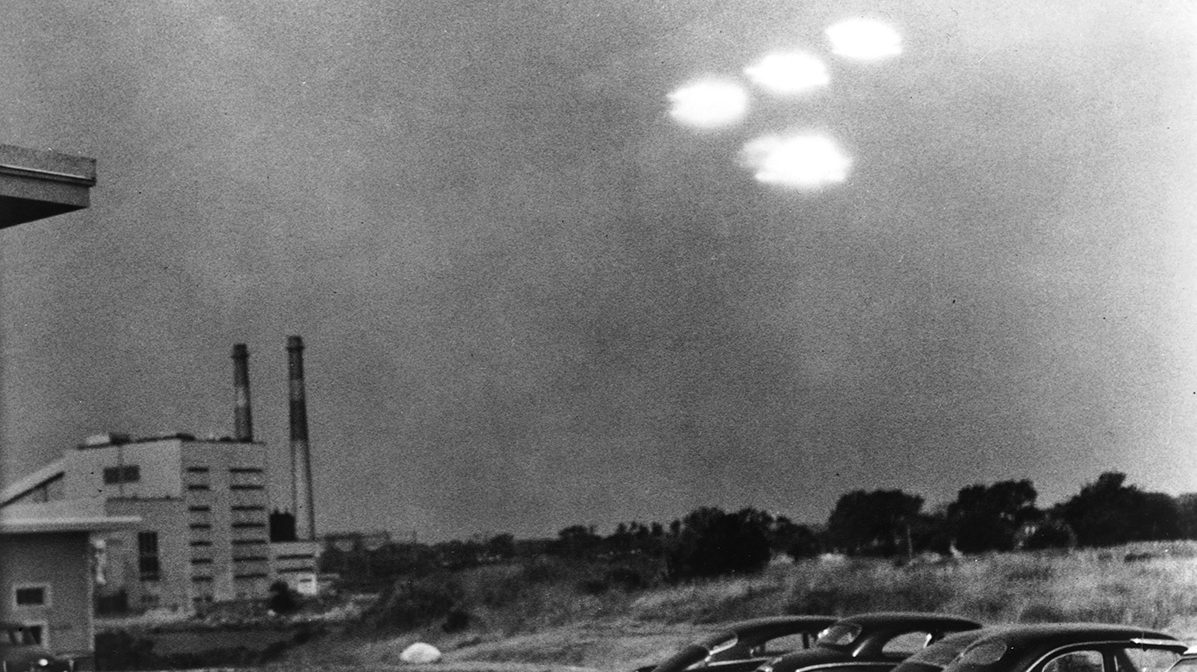 The CIA's Guide to Investigating a UFO