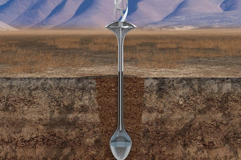 WaterSeer Harvests Water From the Air