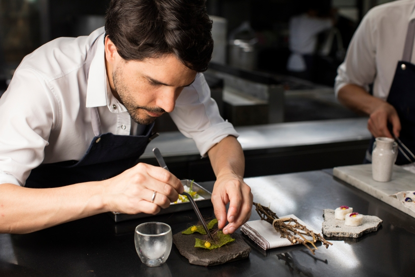 Chef's Table features six of the world's most renowned international chefs, and offers viewers the opportunity to go inside the lives and kitchens of these culinary talents. (Netflix)