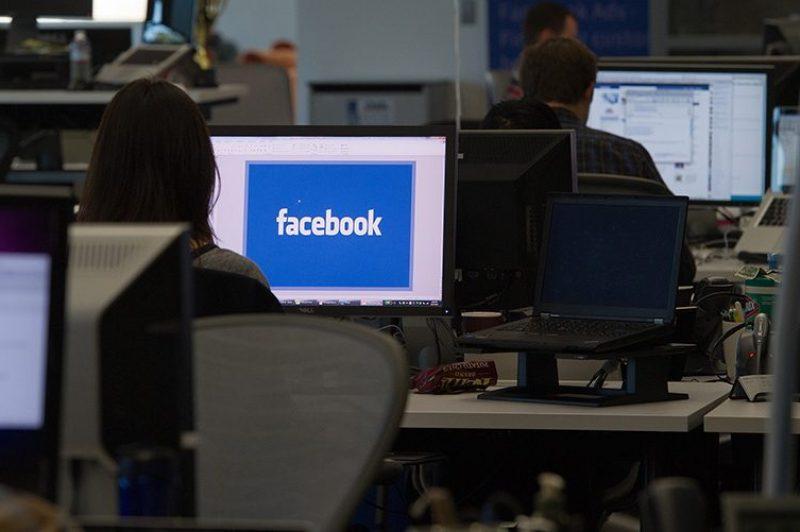 Facebook Inc. employees