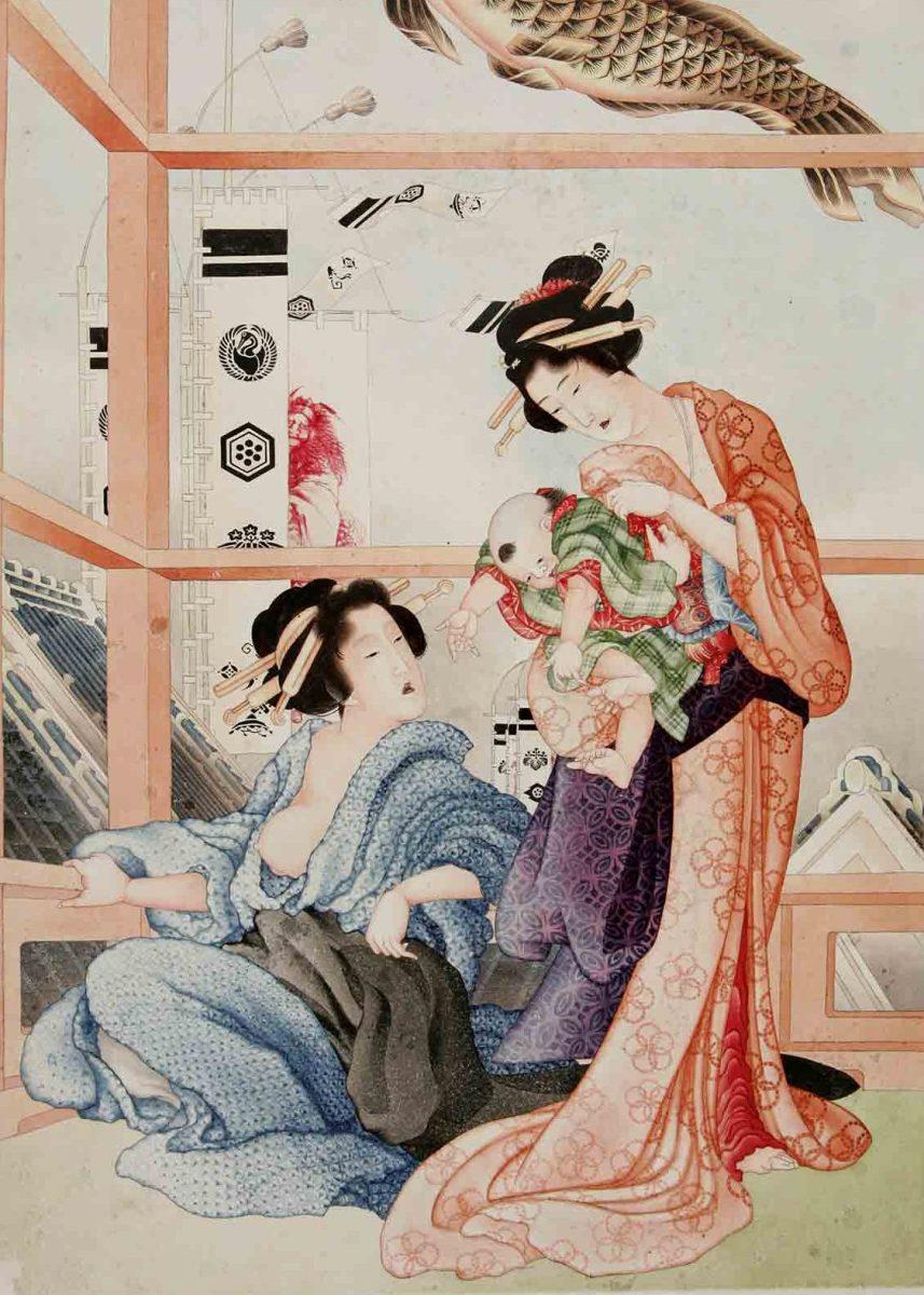 Hokusai: beyond the Great Wave