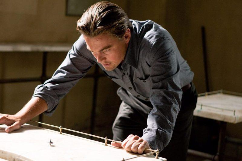INCEPTION, Leonardo DiCaprio, (Warner Bros./Everett Collection)
