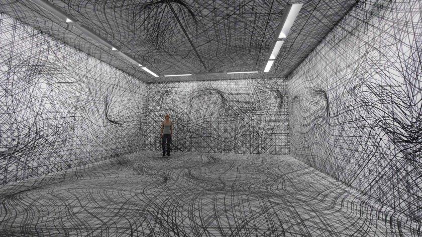 Galerie im Taxispalais, Innsbruck, 2014. Photo courtesy Atelier Kogler.