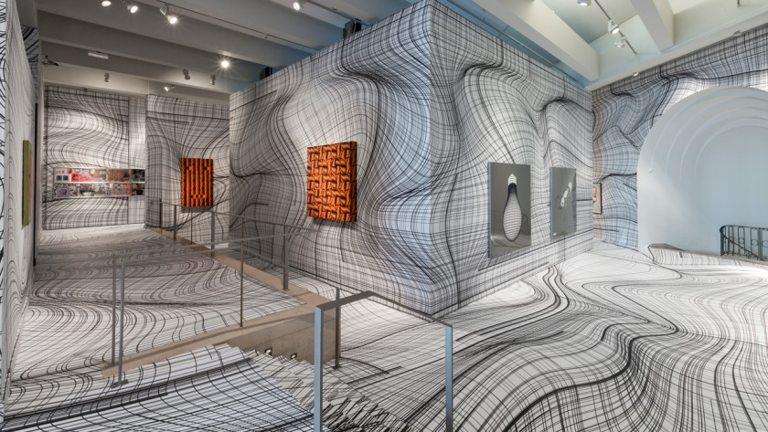 ING Art Center, Brussels, 2016. (Vincent Everarts)