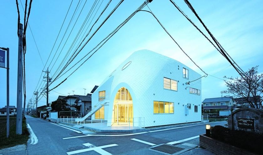 Clover House, 2012–2016, Okazaki, Aichi, Japan. (Koji Fuji/Published by Phaidon)