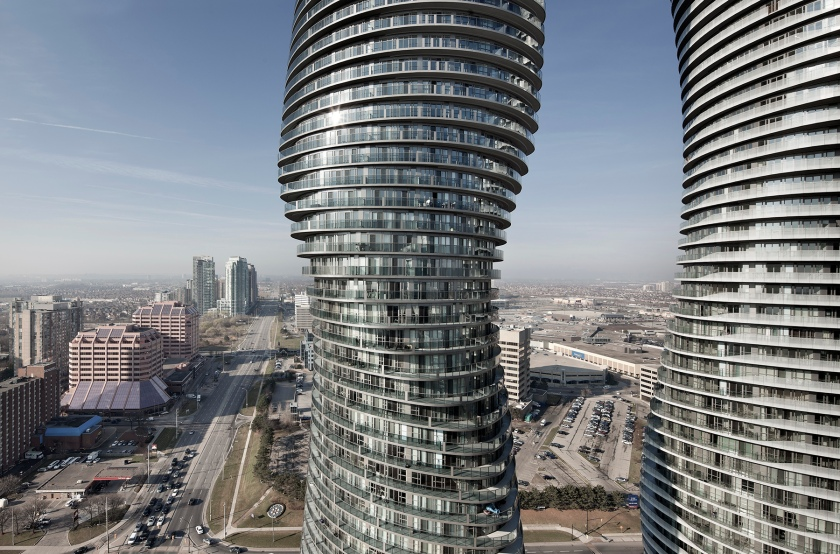 Absolute Towers, 2006–2012, Mississauga, Canada. (Tom Arban/Published by Phaidon)