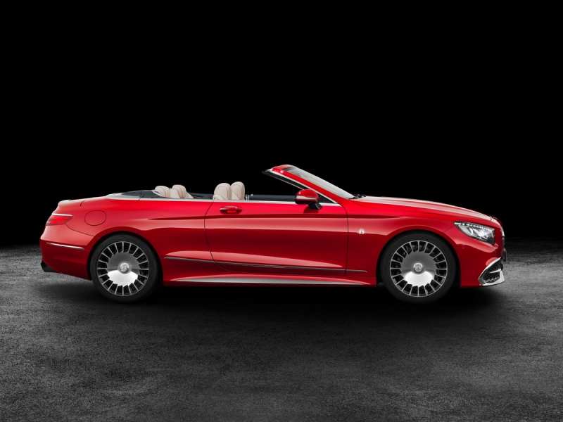 Mercedes-Maybach S650 Cabriolet (Mercedes-Benz)