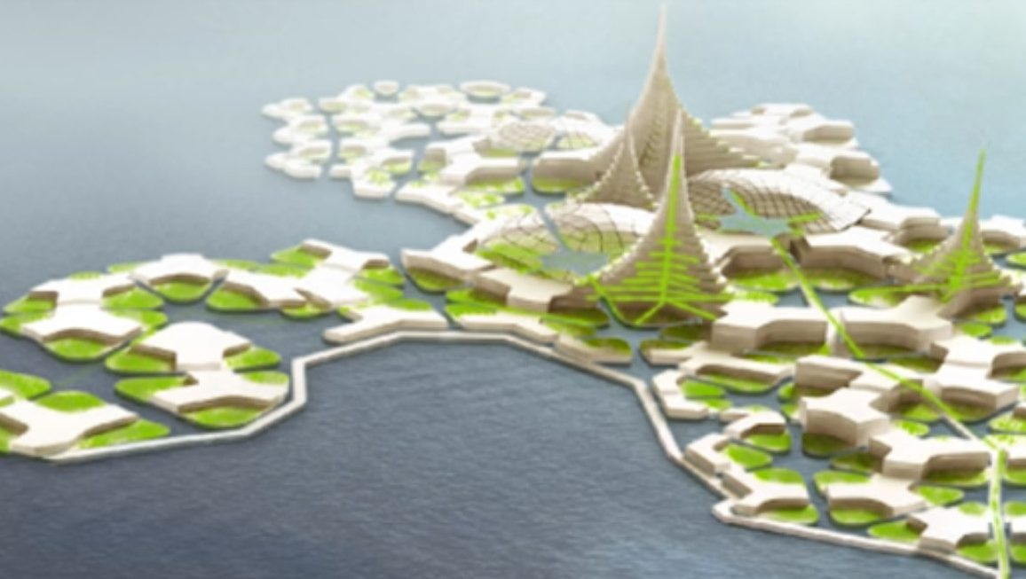 French Polynesia Could Be the Site of the World's First Floating City