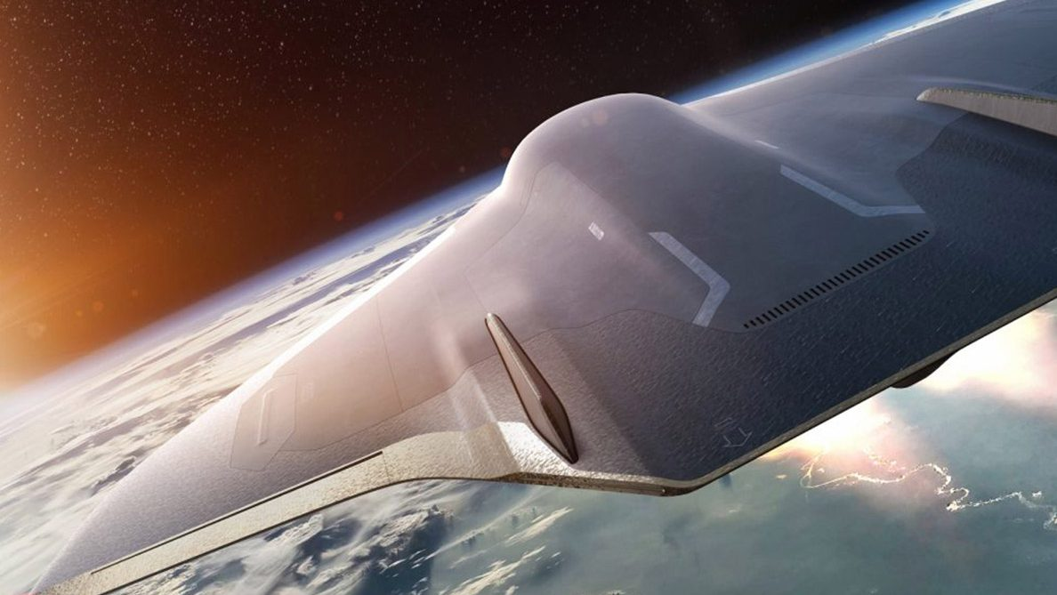 Fly From Los Angeles to Sydney in Four Hours in This Supersonic Jet