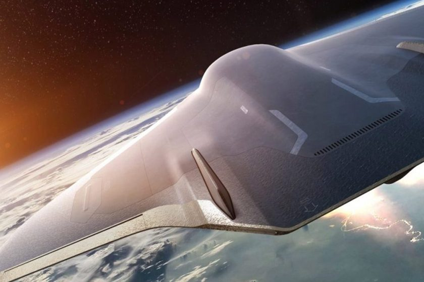 The Paradoxal supersonic jet rendering