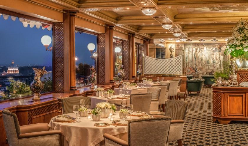 (Courtesy of Rome Cavalieri, Waldorf Astoria Hotels & Resorts)