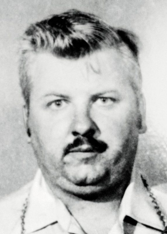 a police photo of John Wayne Gacy (Bettmann/Contributor)