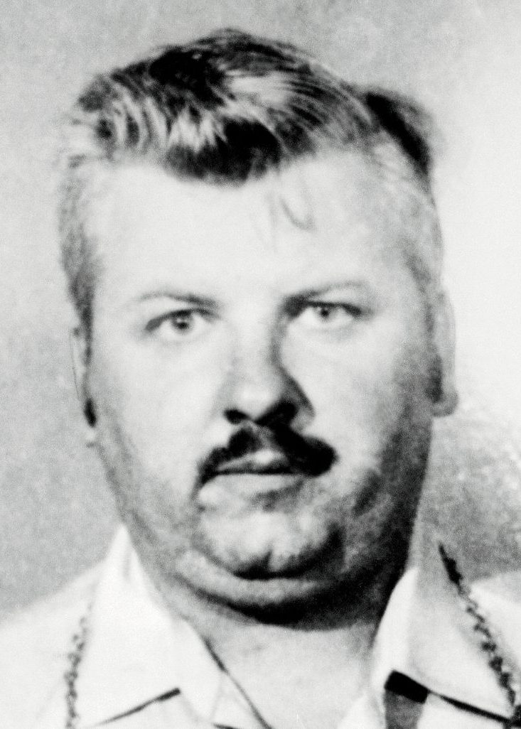 a police photo of John Wayne Gacy (Bettmann/Contributor)