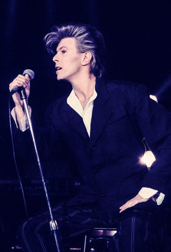 David Bowie Photography Auction