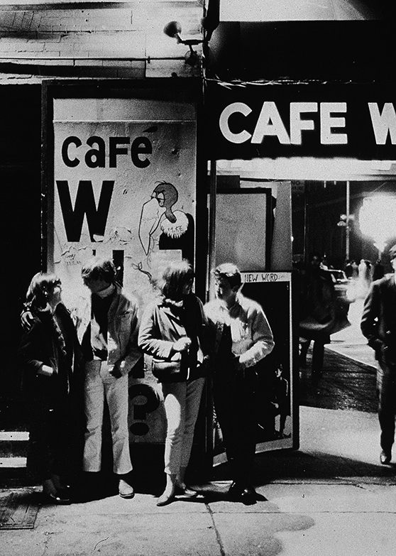 The History of New York City's Cafe Wha?