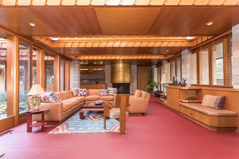 Frank Lloyd Wright's Running Water House