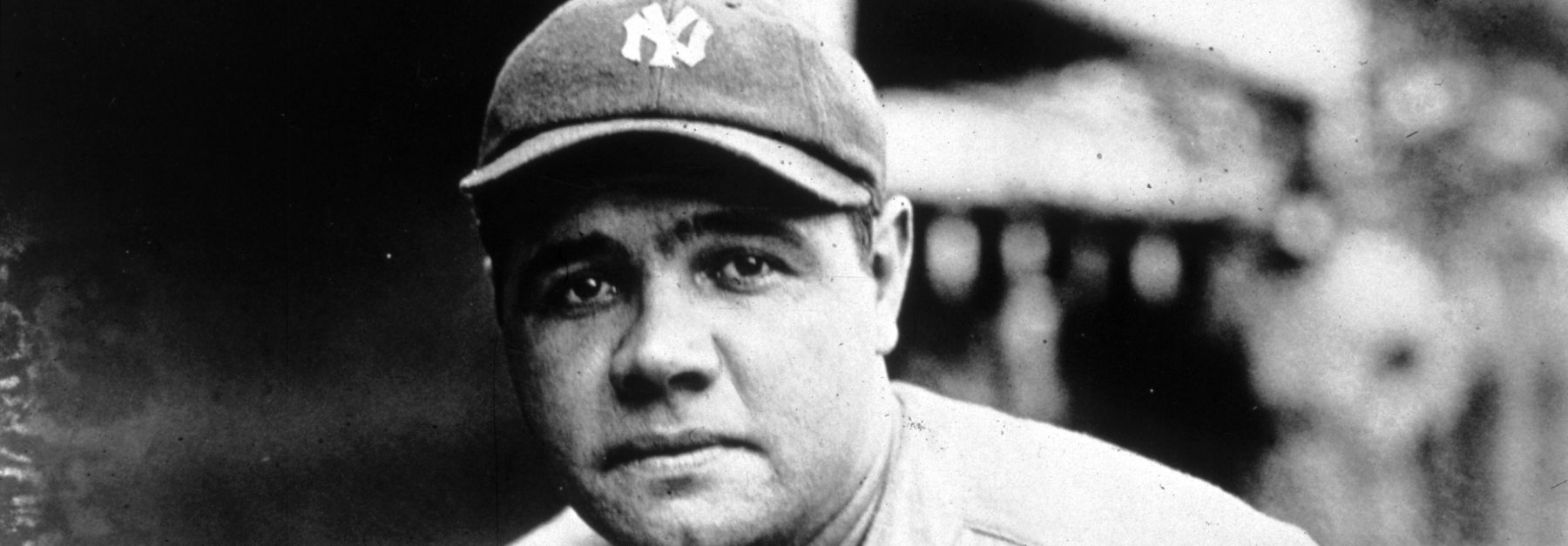 American baseball player George Herman Ruth (MPI/Getty Images)