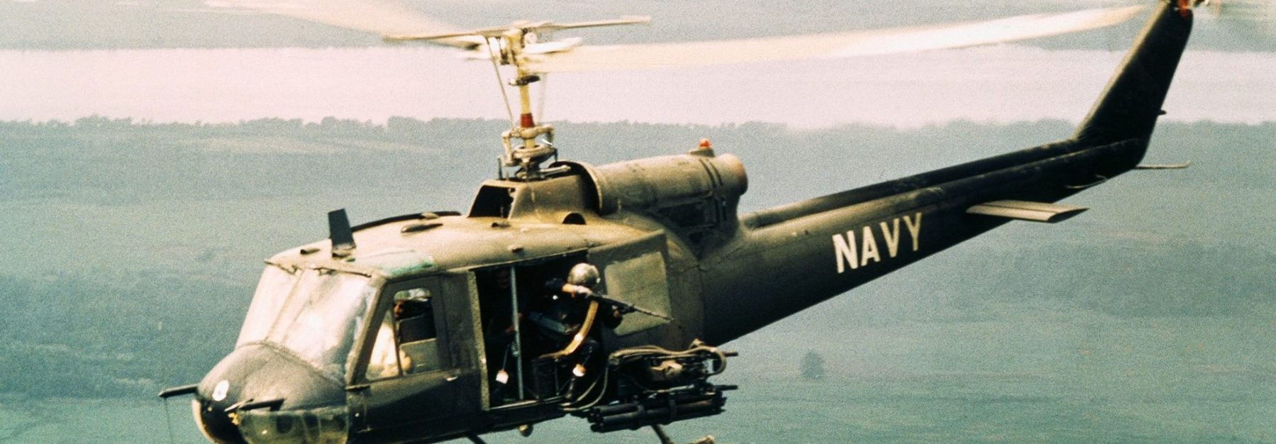 Recorded Audio From a Helicopter Rescue Mission During the