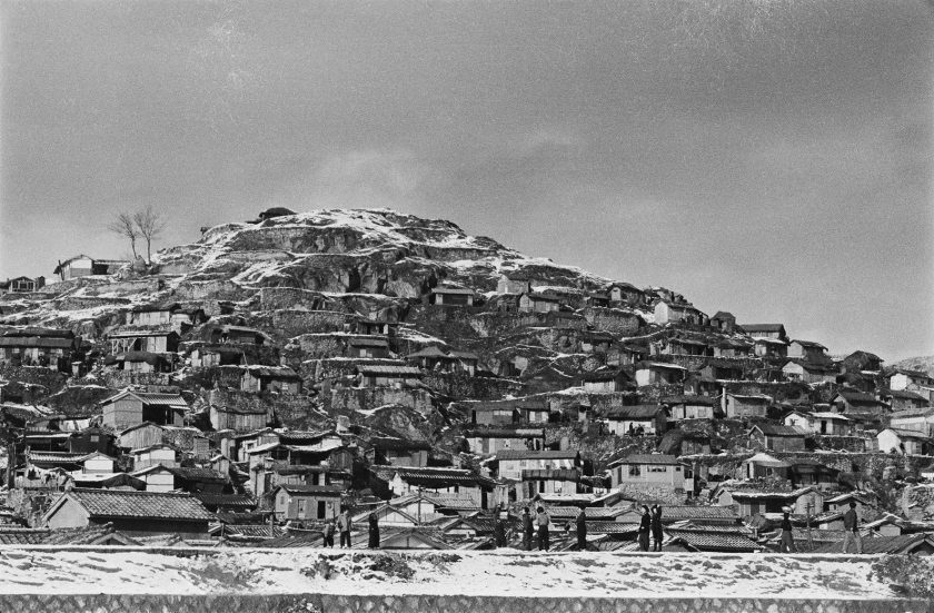 Seoul, Korea during 1956-63. (Han Youngsoo Foundation)