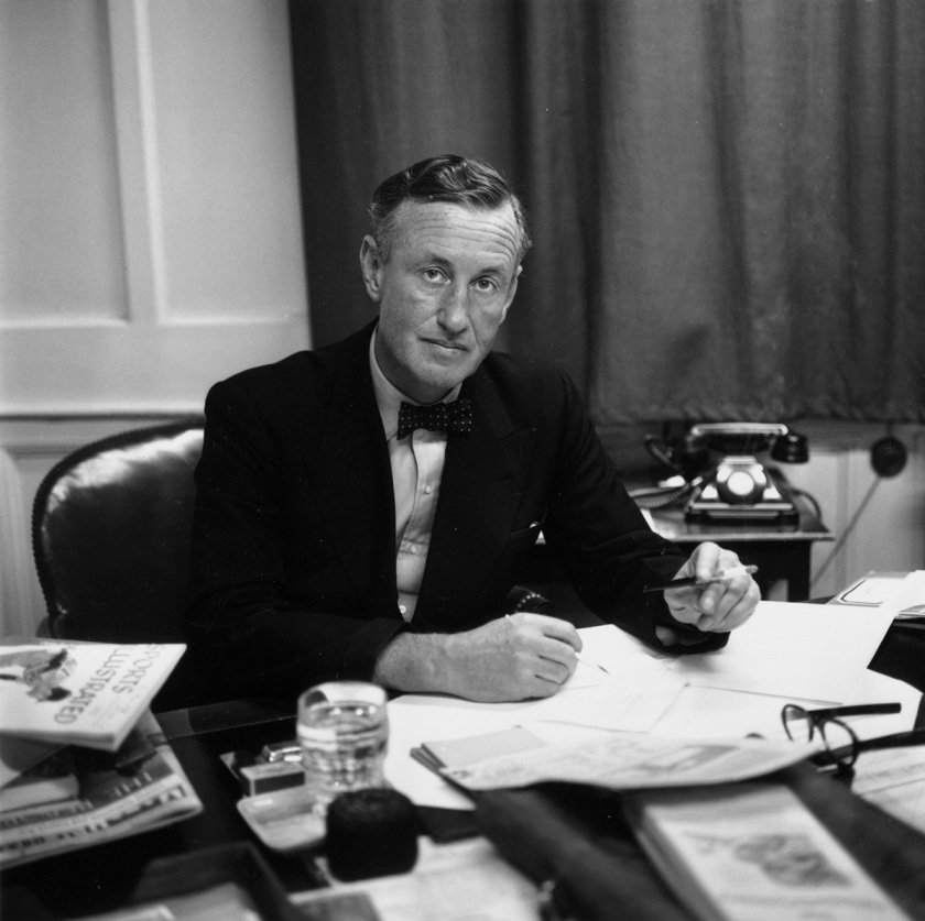 Ian Fleming's Obsession With Book Collecting