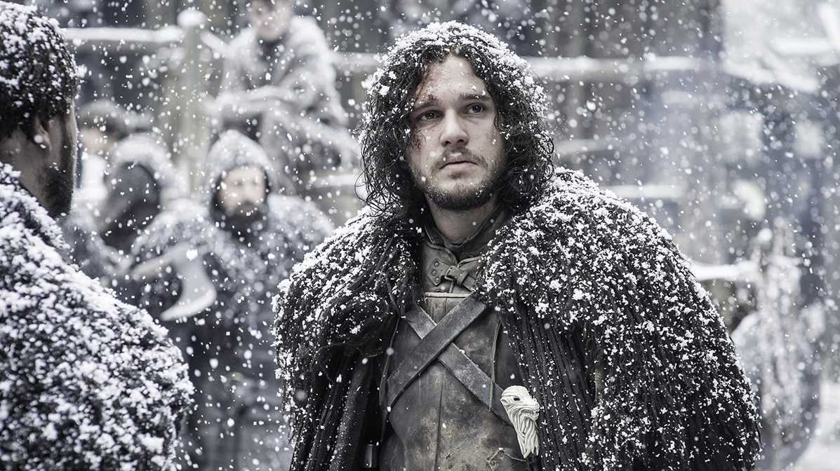 'Game of Thrones' Actors Have Been Dealing With Some Incredible Winter Weather on Set