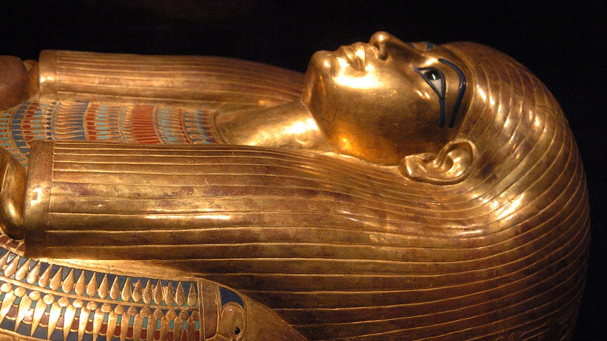 New Investigation of King Tut's Tomb
