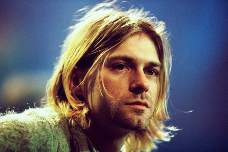 Kurt Cobain Guitar Set for Auction