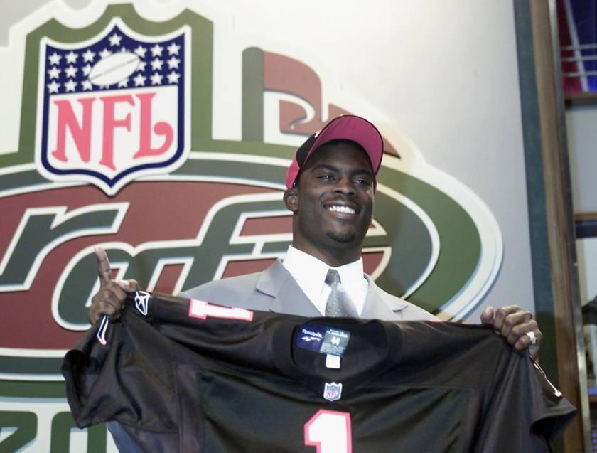 The Contentious Career of Michael Vick